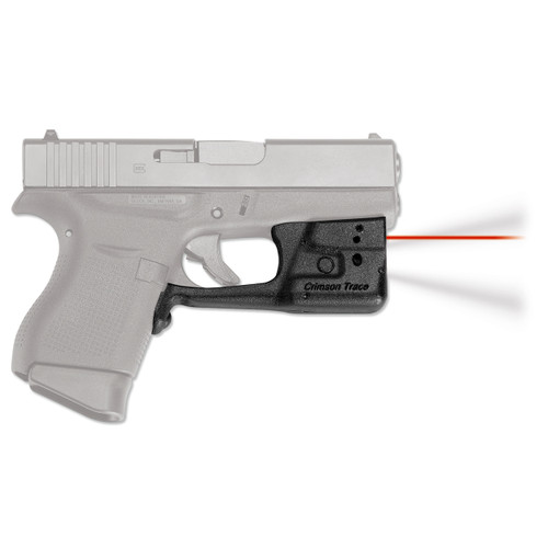 Crimson Trace Laserguard Pro Glock 42 43 Laser Sight LL-803-S