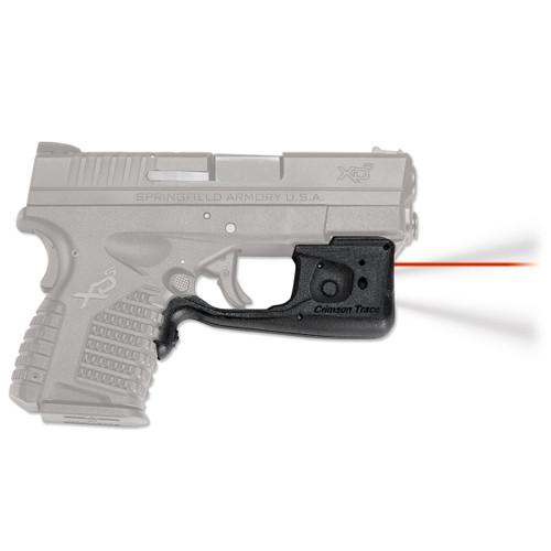 Crimson Trace Laserguard Pro Springfield XD-S Laser Sight LL-802-S