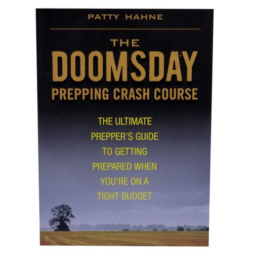 Proforce Equipment Books Doomsday Prepping Crash Course 44590