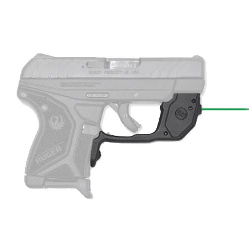 Crimson Trace Laserguard for Ruger LCP II Green Laser Boxed Polymer Black LG-497G