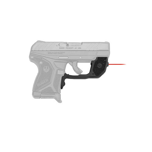 Crimson Trace Laserguard Ruger LCP II Red LG-497
