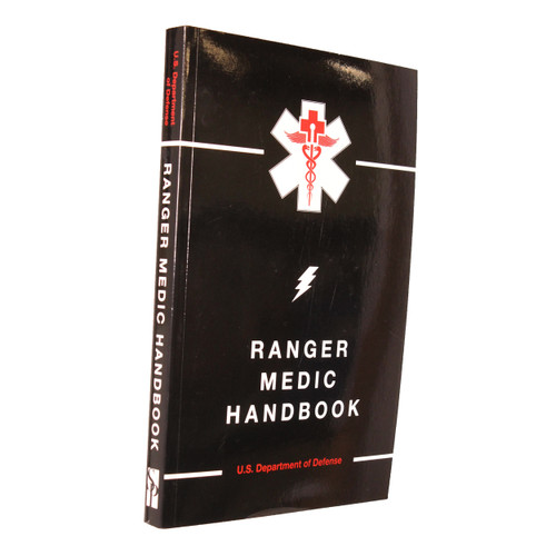 Proforce Equipment Books Ranger Medic 45490