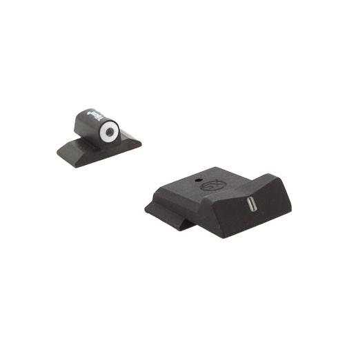 XS Sight Systems H&K P30 45 45C VP9 Night Sights DXT Standard Dot HK-0014S-6