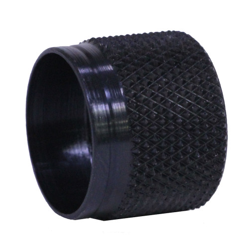 GrovTec US Muzzle Thread Protectors Metric 17x1 Black Oxide GTHM251