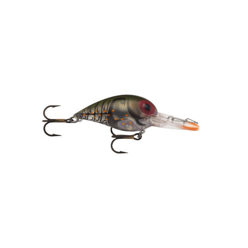 Storm Original Wiggle Wart Lure 2in. Phantom Green Crayfish V86