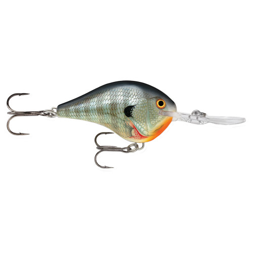 Rapala Dives-To Series Custom Ink Lure Size 04 Bluegill DT04BG