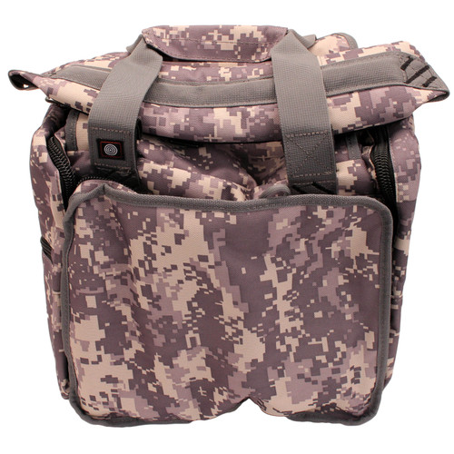 G Outdoors Medium Range Bag Digital Camo GPS-1411MRBDC