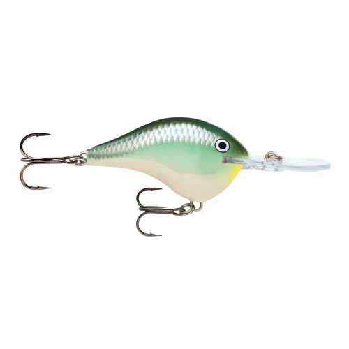 Rapala Dives-To Series Custom Ink Lure Size 04 Blue Back Herring DT04BBH