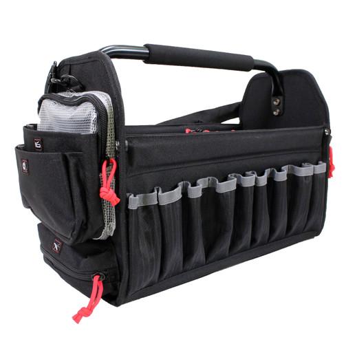 G Outdoors Range Tote Bag Nylon Black GPS-1708RTB