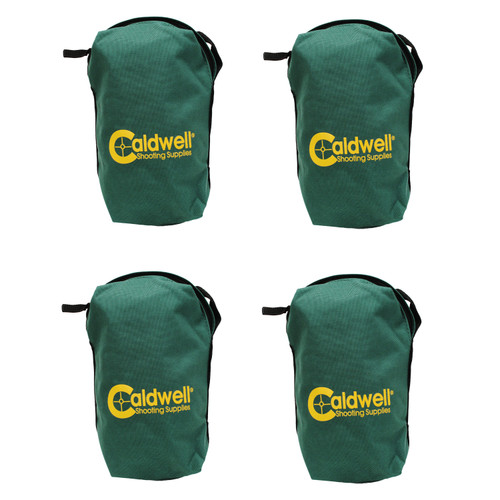 Caldwell Lead Sled Shot Weight Carrier Bag 4-Pack Green 533117