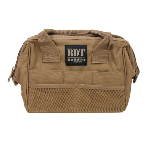 Bulldog Cases Ammunition and Accessory Bag Tan BDT405T