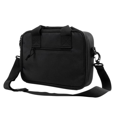 NcStar Double Pistol Range Bag Black CPDX2971B