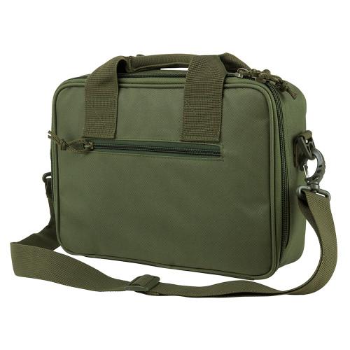 NcStar Double Pistol Range Bag Green CPDX2971G