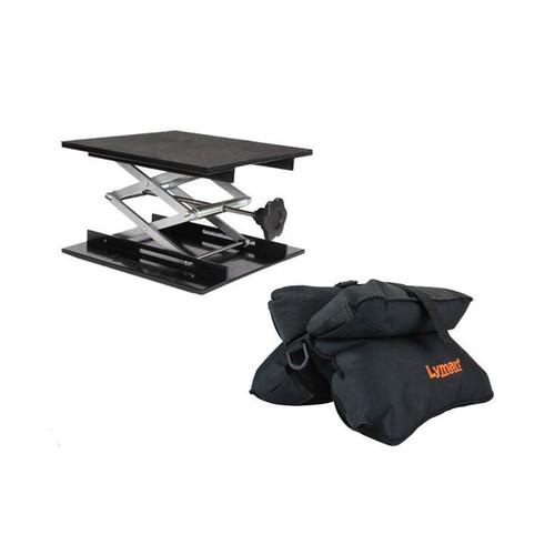 Lyman Match Bag & Scissor Lift Combo Kit  7837815