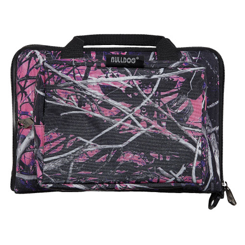 Bulldog Cases Mini Muddy Girl Range Bag Pink Camo & Black BD915MDG