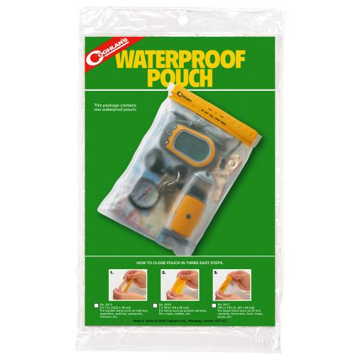 Coghlans Waterproof Pouch (5in. x 7in.) 8415