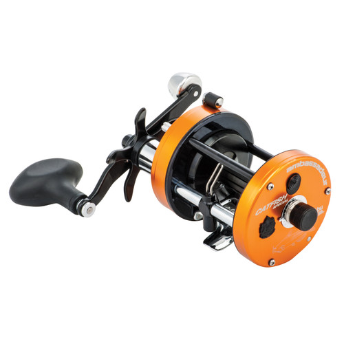 Abu Garcia C3 Catfish Special Round Reel 7000 Right Hand 1365393
