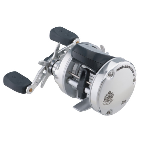 Abu Garcia Ambassadeur S Line Counter Baitcast Reel 6500 Right Hand 1400537