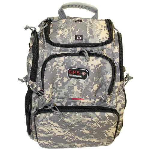 G Outdoors Handgunner Backpack Digital Camo GPS-1711BPDC