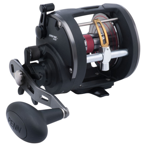 Penn Warfare Level Wind Conventional Casting Reel 30 Right Hand 1366196