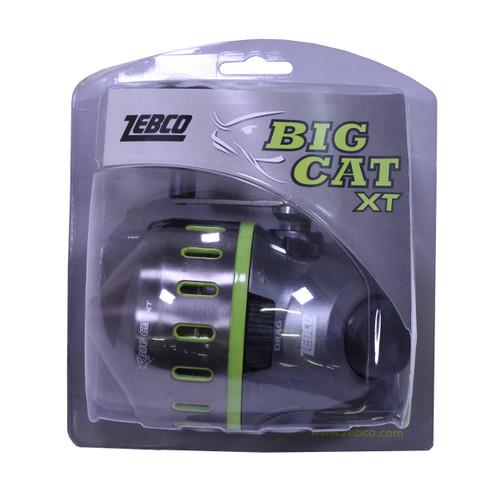 Zebco / Quantum Big Cat XT Spincast Reel Sz 25 BCXTSC.25.CP3