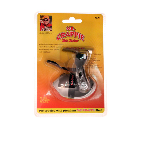 Lew's Fishing Slab Shaker Spincast Reel Underspin MUS1