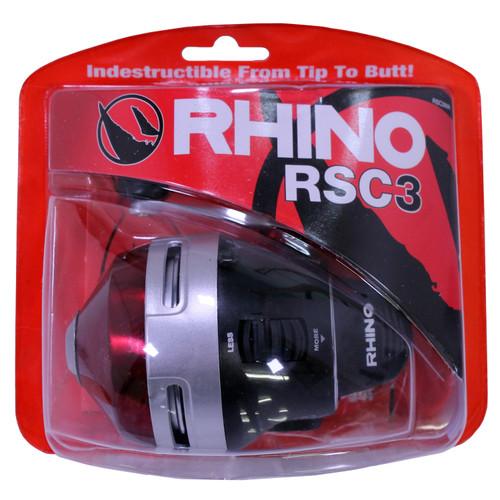 Zebco / Quantum Rhino Spincast Reel Size 3 Ambidextrous RSC3WA.12.CP3