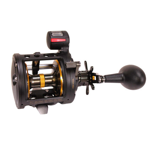 Penn Fathom II Level Wind Line Counter Saltwater Casting Reel 30 Right 1481313