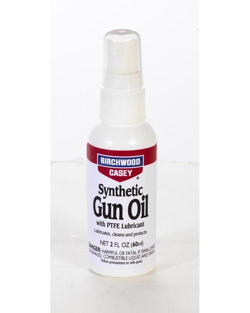 Birchwood Casey Synthetic Gun Oil 2oz. Pump 44123