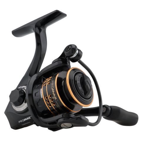 Abu Garcia Pro Max Spinning Reel 10 Ambidextrous Clam Package 1410510