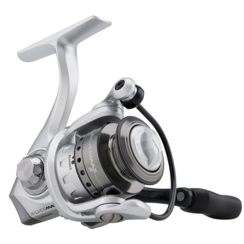 Abu Garcia Silver Max Spinning Reel 40 Ambidextrous Boxed 1398068