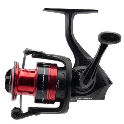 Abu Garcia Black Max Spinning Reel 20 Ambidextrous Boxed 1398075