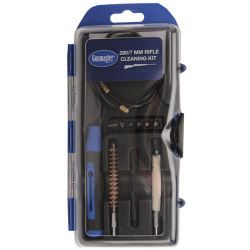 Gunmaster 12-Piece Rifle Cleaning Kit .270/280/7mm GM7LR