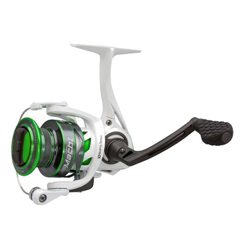 Lew's Fishing Mach I Speed Spin Spinning Reel 6.2:1 Ambidextrous MH100A