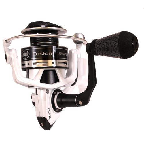 Lew's Fishing Custom Speed Spin Spinning Reel CS300 Ambidextrous CS300
