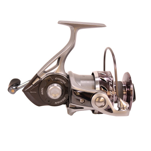 Zebco / Quantum Throttle Spinning Reel 40 Ambidextrous TH40A.BX3