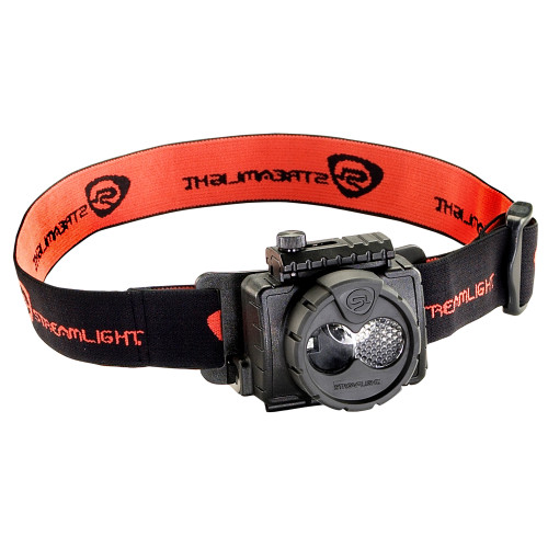 Streamlight Double Clutch Headlamp Flashlight 120V AC - Black  61603