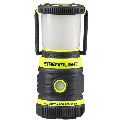 Streamlight Siege AA Lantern w/Magnetic Base-Yellow 200 Lu 44943