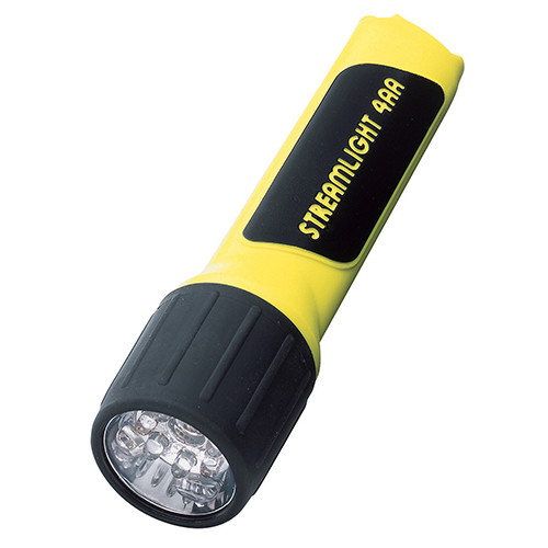 Streamlight 4AA ProPolymer LED Flashlight with Batteries 68202