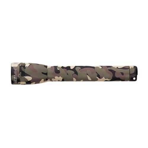Maglite AA Mini Mag Flashlight Blister/Camo M2A026