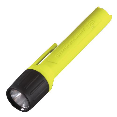Streamlight ProPolymer 2AA LED Flashlight alkaline Yellow 67101