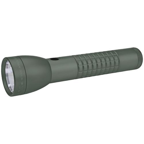 Maglite LED 2-Cell C Flashlight Blister Pack Foliage Green ML50LX-S2RI6