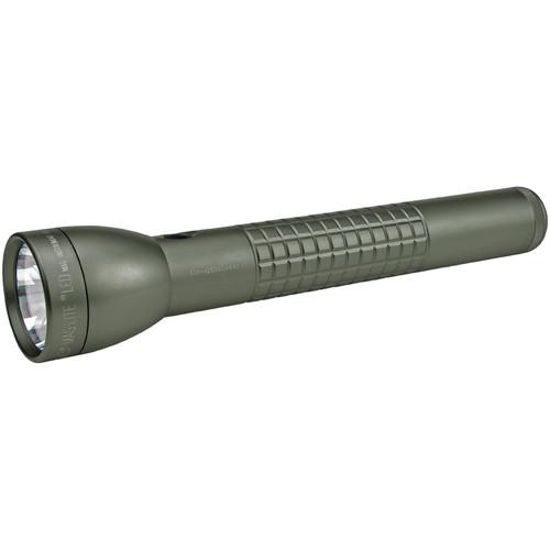 Maglite LED 3-Cell D Flashlight Boxed Foliage Green ML300LX-S3RI5