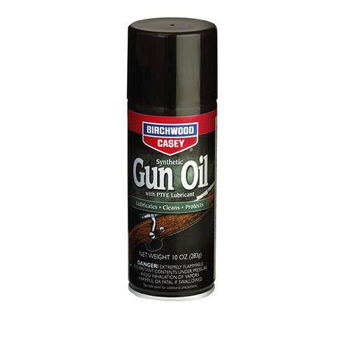 Birchwood Casey Synthetic Gun Oil 10oz. Aerosol 44140