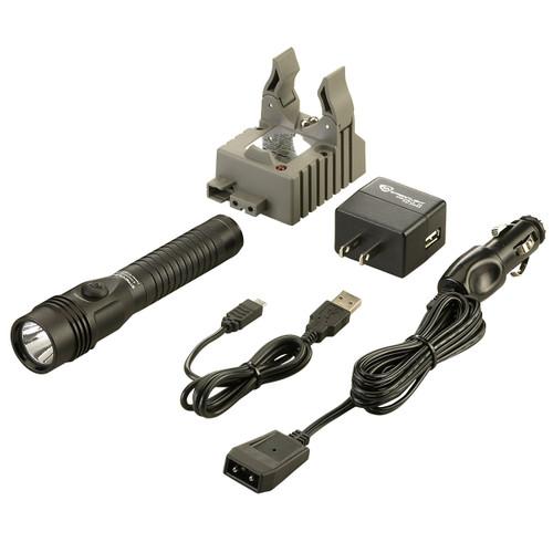 Streamlight Strion DS HL Flashlight IEC Type A(120V) AC/DC 1Hldr 74611