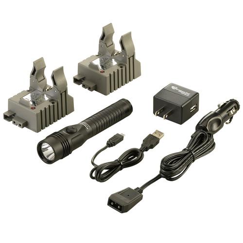 Streamlight Strion DS HL Flashlight IEC Type A(120V) AC/DC 2Hldr 74612