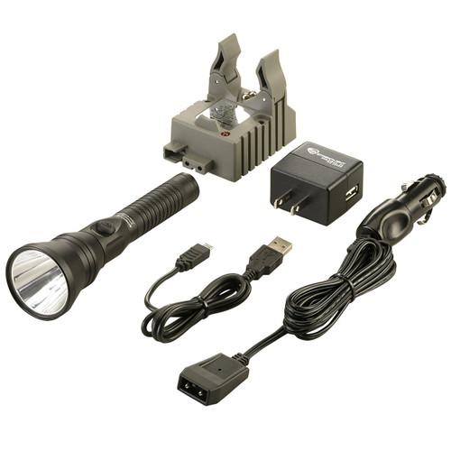 Streamlight Strion DS HPL Flashlight IEC Type A (120V) AC/DC 1 Holder 74811