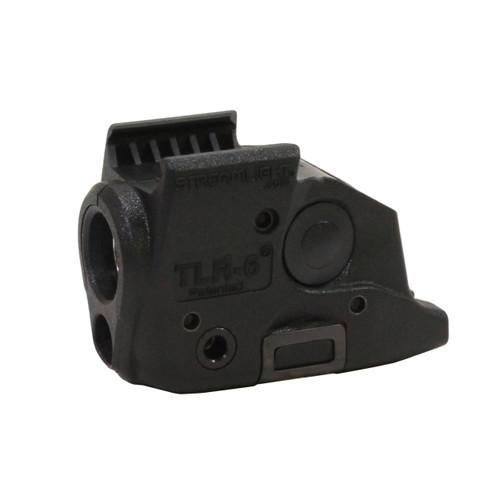 Streamlight TLR-6 Weapon Light Rail Mount SA XD Blister Box 69291