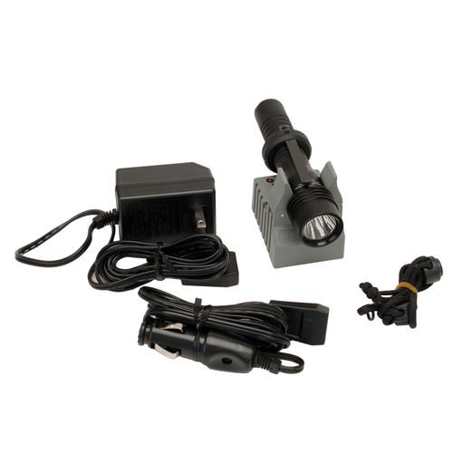 Streamlight Strion LED HL Flashlight with Grip Ring w/120V AC 74509