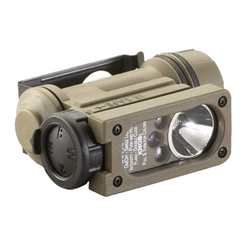 Streamlight Sidewinder Compact II AM Flashlight C4 LED IR Box 14532